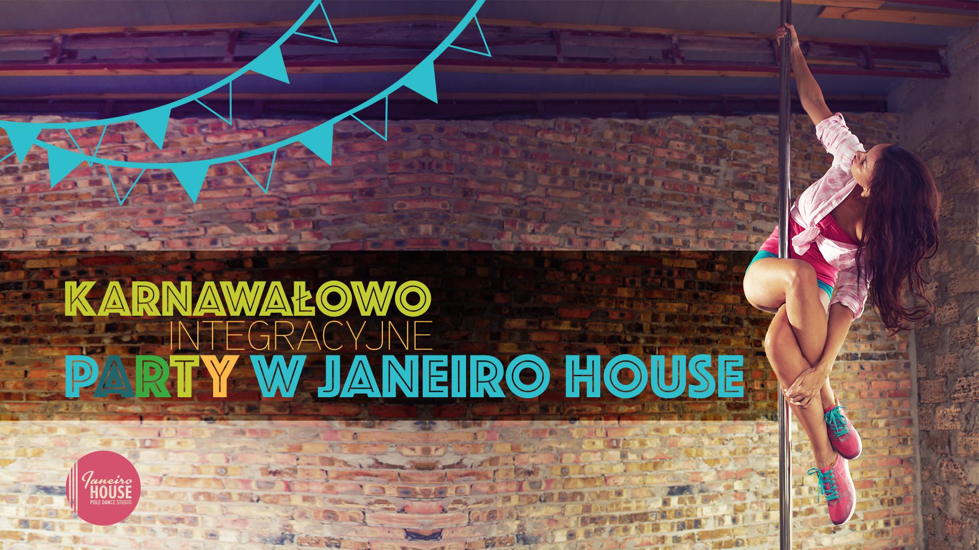 Karnawałowo-integracyjne Party w Janeiro House
